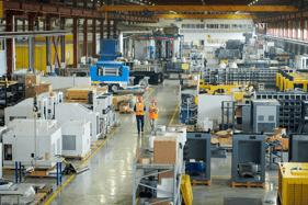 Data-Driven Logistics manufacturing