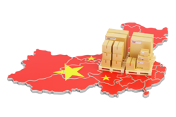 UPS Reduces Peak Surcharge China-1200